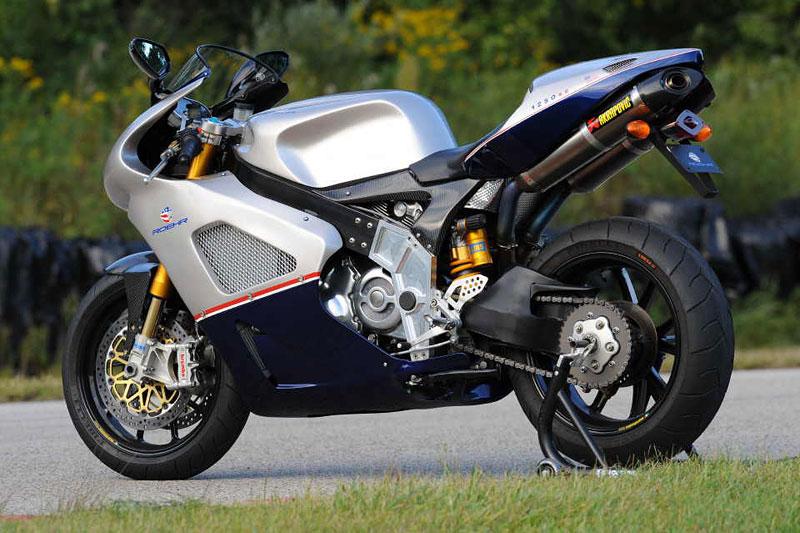 Roehr: superbike na elektřinu z Ameriky: - fotka 4