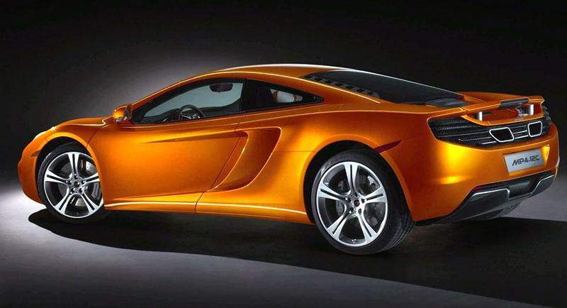 McLaren oznamuje další vývojovou fázi supersportu MP4-12C: - fotka 23