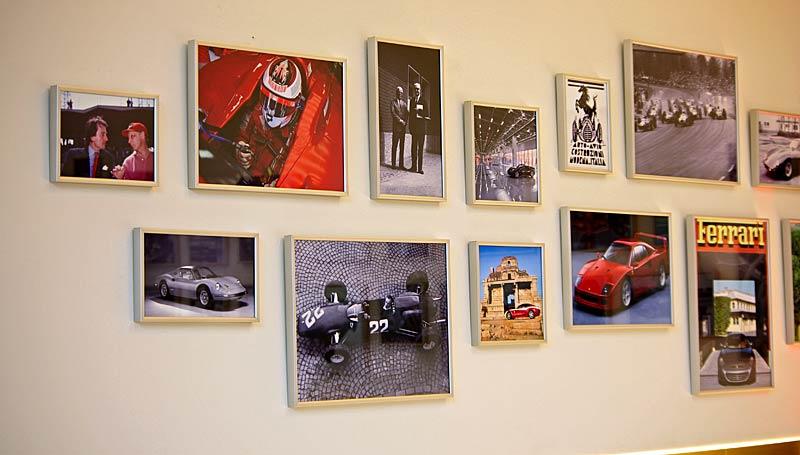 Felipe Massa otevřel v Praze showroom Ferrari: - fotka 41