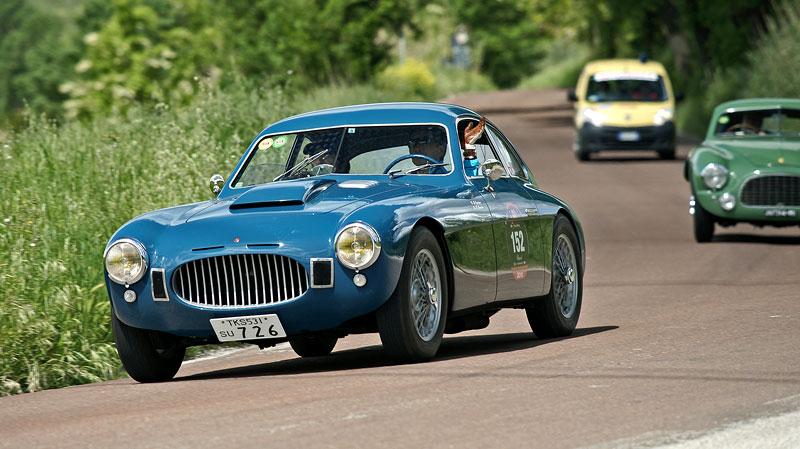 Reportáž: Mille Miglia 2010: - fotka 40