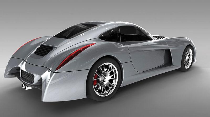 "Panoz Abruzzi ""Spirit of Le Mans"": nový supersport představen: - fotka 3"