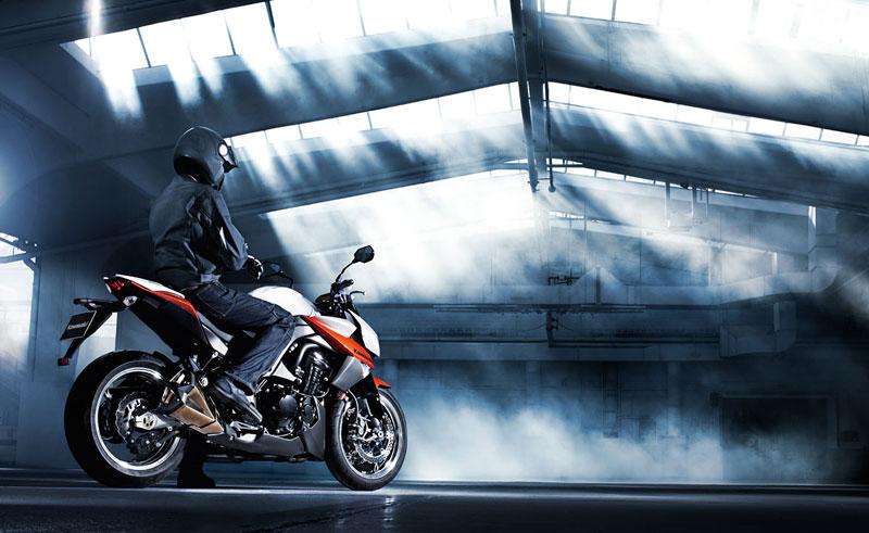 Kawasaki Z1000 - Velký Zed opět na scéně (představení): - fotka 19