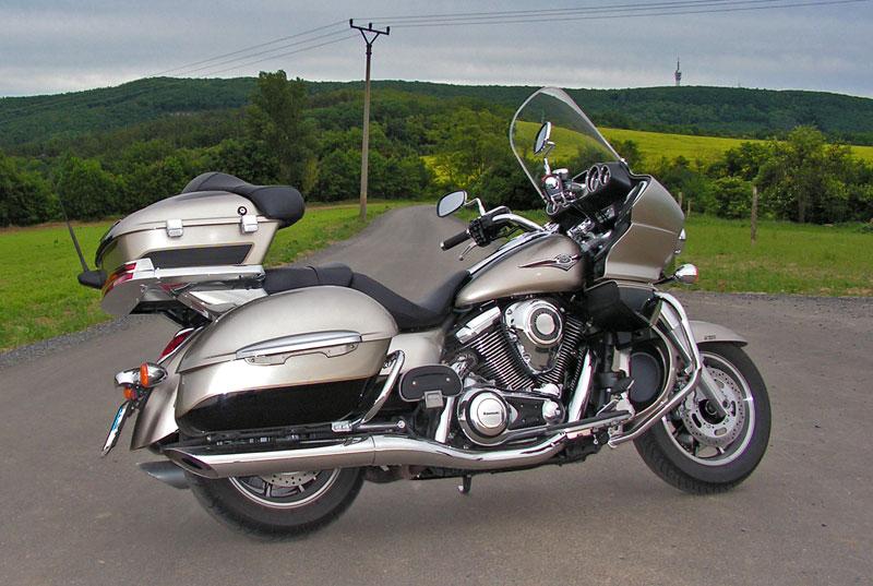 Test: Kawasaki VN1700 Voyager a srovnání s Harley-Davidson Electra Glide: - fotka 19