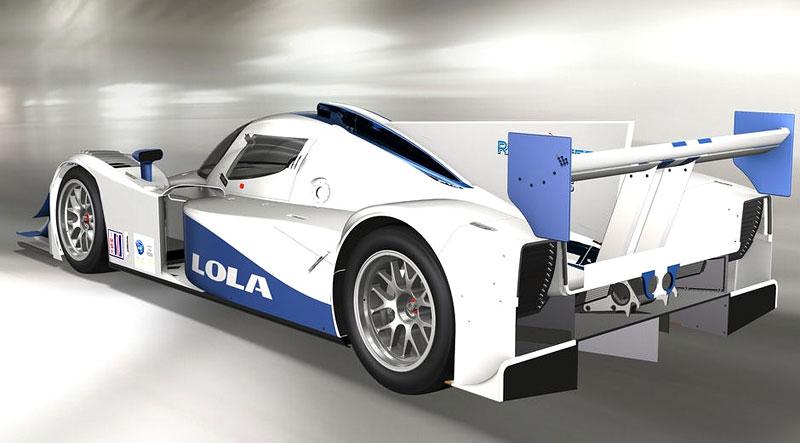 Roush Yates Engines: motory Ford EcoBoost pro ALMS: - fotka 4