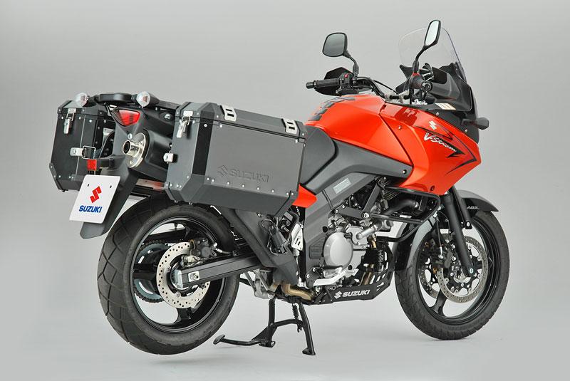 Suzuki DL 650 V-Strom Xpedition – Adventure po japonsku: - fotka 3
