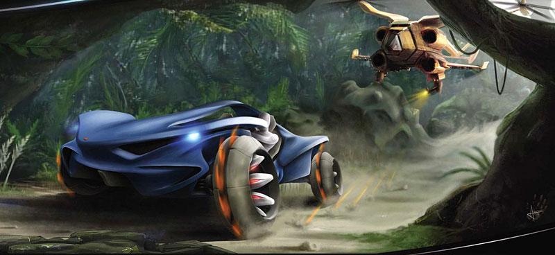 McLaren: studie crossoverů pro rok 2020 (+videa): - fotka 20