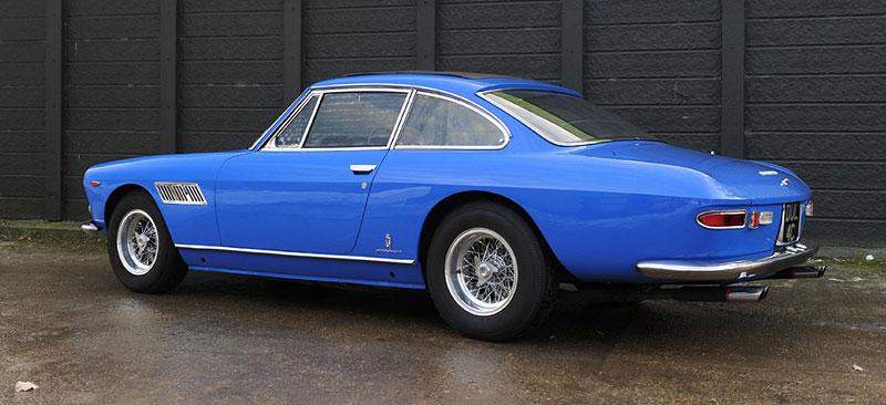 Ferrari 330 GT 2+2: První auto Johna Lennona: - fotka 4