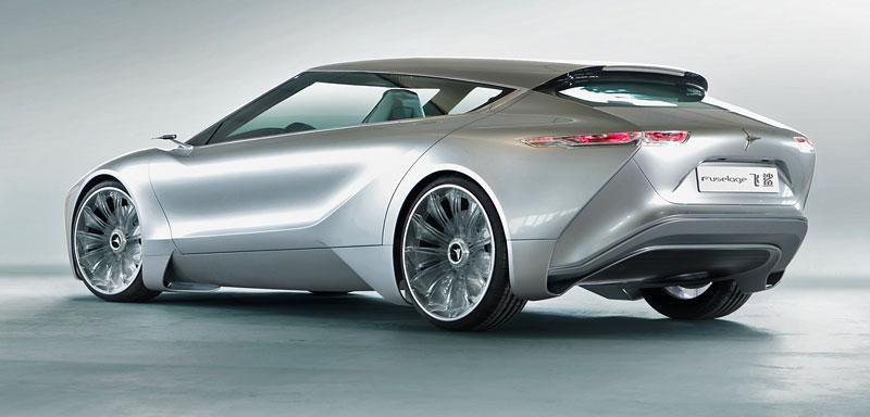 Icona Design Fuselage: atraktivní granturismo... z Číny!: - fotka 18