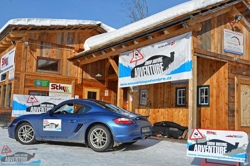 Exelero Cars Snow Driving Adventure 2012: - fotka 6