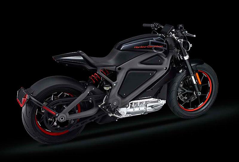Harley-Davidson Livewire: Elektrická revoluce v Milwaukee: - fotka 6
