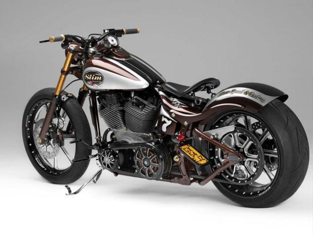 SSC Harley-Davidson Slim Racing: - fotka 4