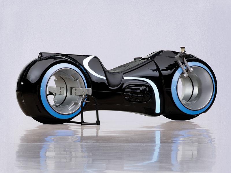 Motorka ze sci-fi Tron: Legacy prodána za 1,9 milionu korun: - fotka 4
