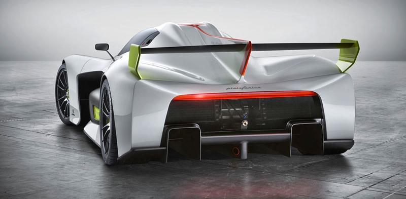 Mahindra plánuje supersport s designem i jménem Pininfarina: - fotka 11