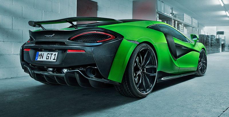 Novitec elegantně přiostřil McLaren 570GT: - fotka 6