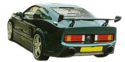 Ride Cars GTR350 – Shelby GT500 z Toyoty MR2: - fotka 8