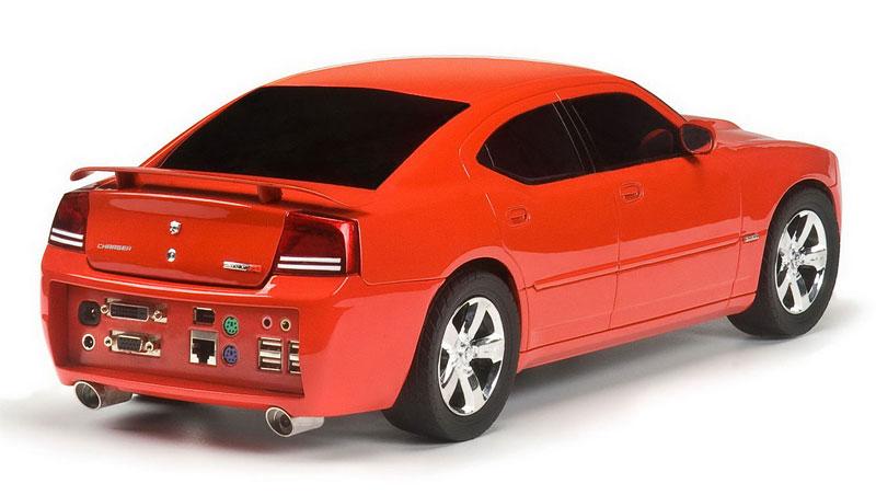 Dodge Charger SRT8: počítač pod kapotou: - fotka 9