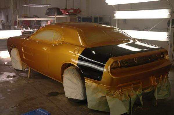 HPP Dodge Challenger Daytona Concept: - fotka 26