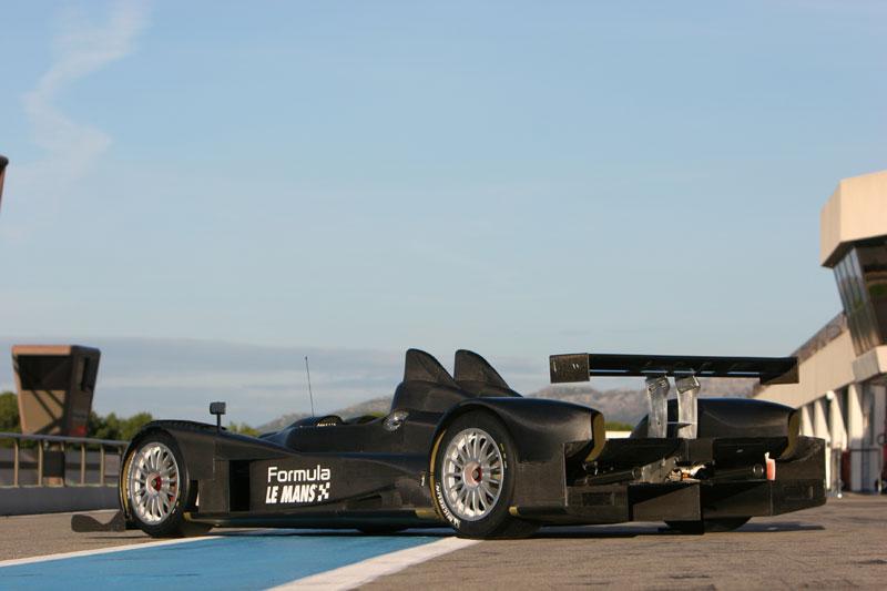 Formula Le Mans: přípravka na vytrvalostní závody: - fotka 21