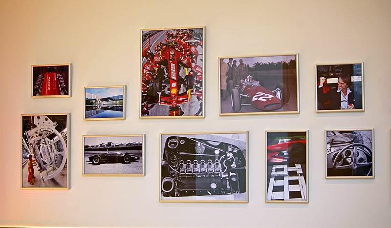 Felipe Massa otevřel v Praze showroom Ferrari: - fotka 42