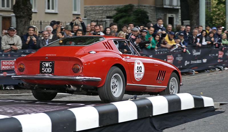 Reportáž: Mille Miglia 2010: - fotka 41