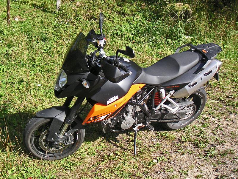 Reportáž: s KTM 990 SMT na Hochalpenstrasse: - fotka 41