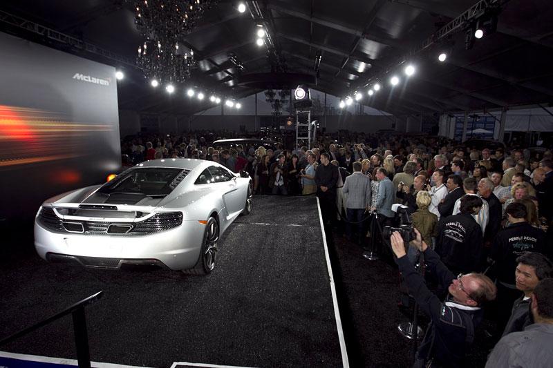 McLaren MP4-12C: tour po USA začíná, známe ceny: - fotka 7