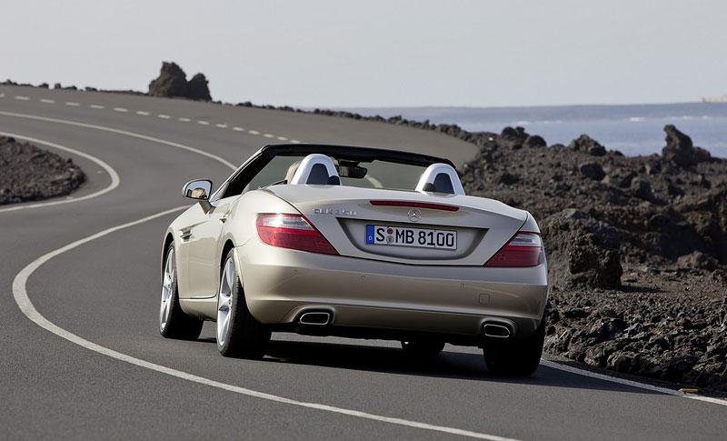 Mercedes-Benz SLK v akci: oficiální videa: - fotka 28