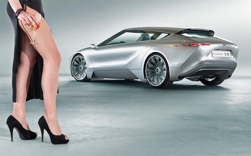 Icona Design Fuselage: atraktivní granturismo... z Číny!: - fotka 19