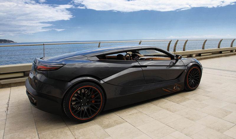Savage Rivale GTR pózuje v Monaku: - fotka 10