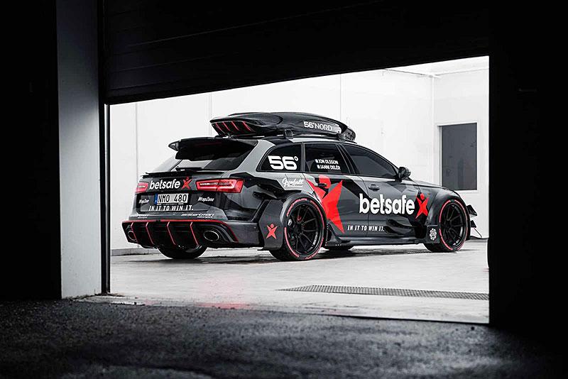 Jon Olsson má 950koňové Audi RS 6 DTM: - fotka 4