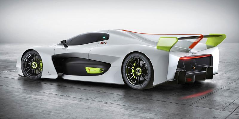 Mahindra plánuje supersport s designem i jménem Pininfarina: - fotka 12