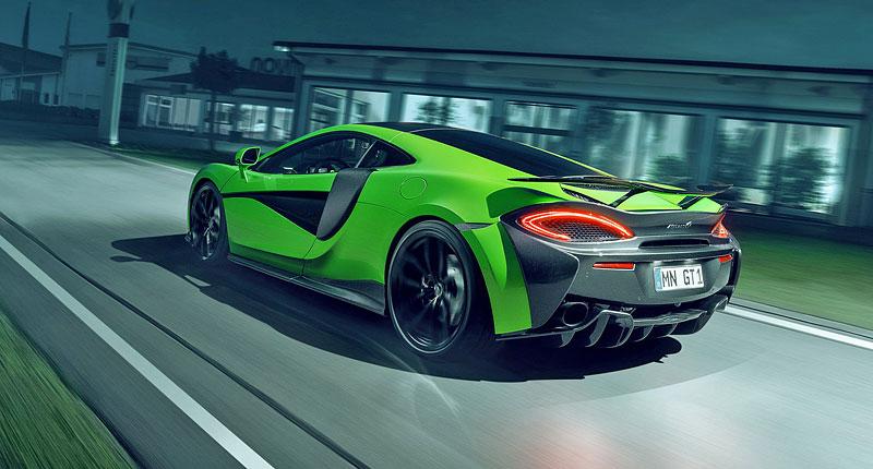 Novitec elegantně přiostřil McLaren 570GT: - fotka 7