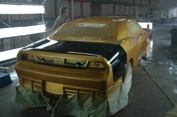 HPP Dodge Challenger Daytona Concept: - fotka 27