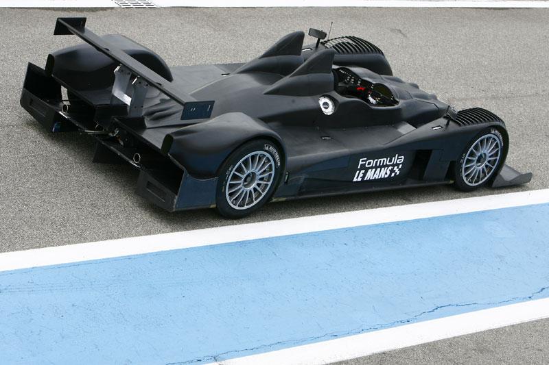 Formula Le Mans: přípravka na vytrvalostní závody: - fotka 22