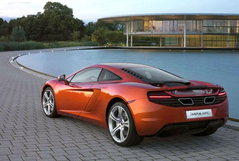 McLaren oznámil prodejní místa v 35 městech. Praha chybí...: - fotka 18