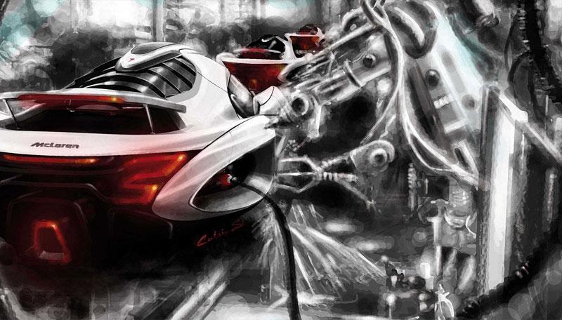 McLaren: studie crossoverů pro rok 2020 (+videa): - fotka 22