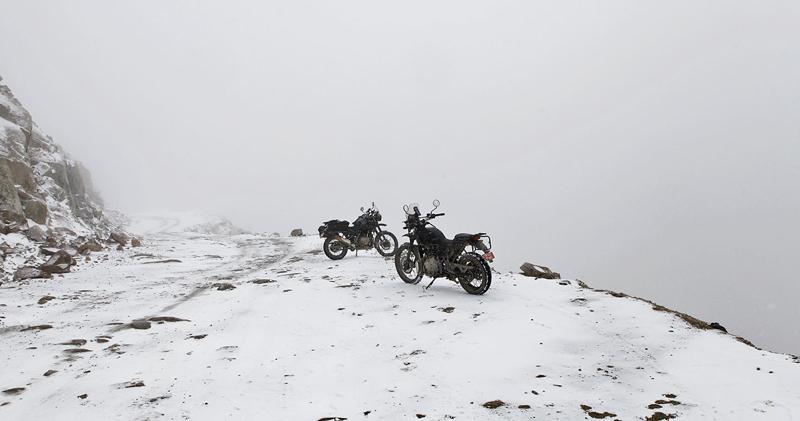 Royal Enfield Himalayan: Terénní revoluce z Čennaí: - fotka 23