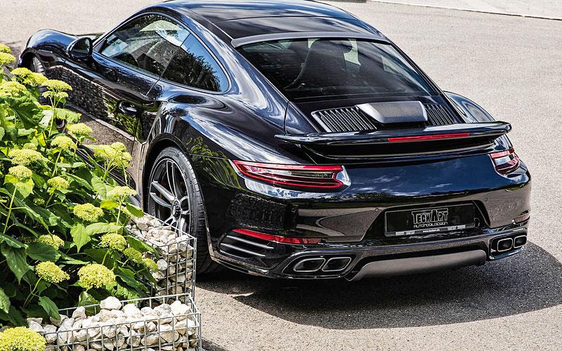 TechArt GTsport 1 of 30: Decentně pojaté ladění Porsche 911 Turbo S: - fotka 9