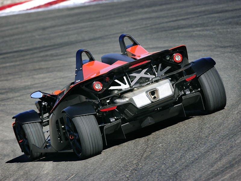 Ženeva živě: KTM X-Bow Dallara: - fotka 26