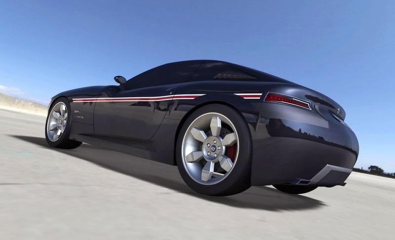 VW SP-2 Concept: Scirocco by mohlo mít sourozence: - fotka 19