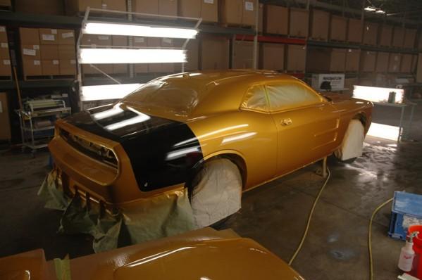 HPP Dodge Challenger Daytona Concept: - fotka 28