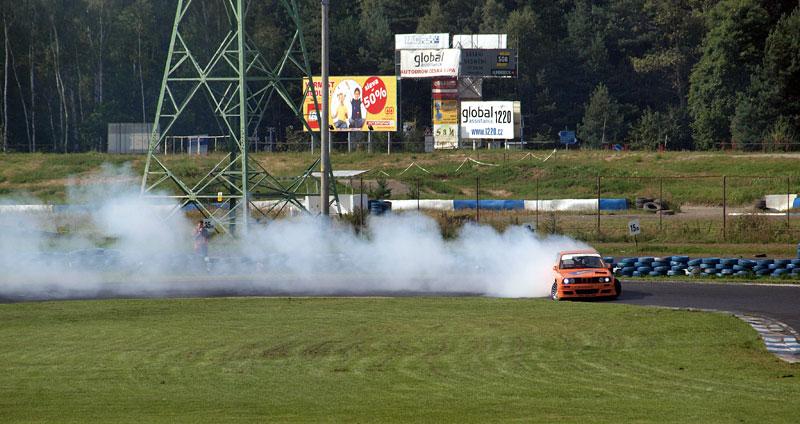 Czech Drift Series 2010 Sosnová: fotogalerie ze závěrečného závodu: - fotka 43