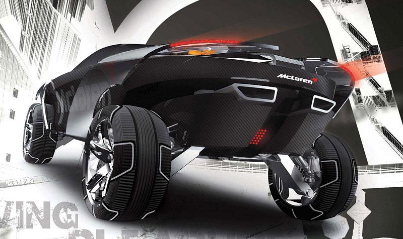 McLaren: studie crossoverů pro rok 2020 (+videa): - fotka 23