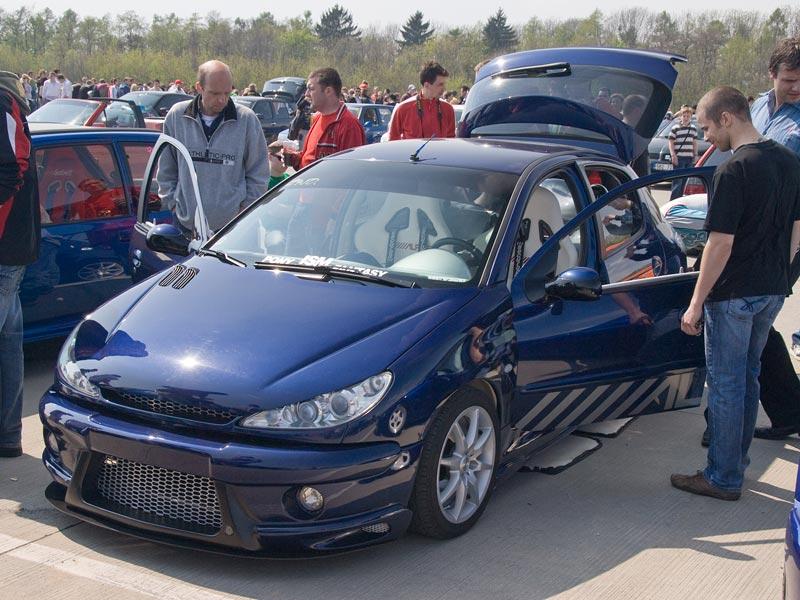 Tuning Motor Párty Vyškov VIII.: - fotka 45