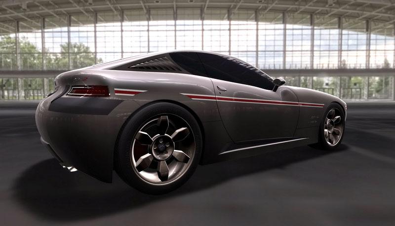 VW SP-2 Concept: Scirocco by mohlo mít sourozence: - fotka 20