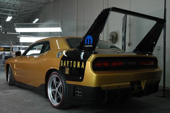 HPP Dodge Challenger Daytona Concept: - fotka 29