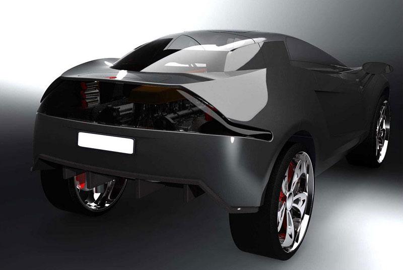 McLaren: studie crossoverů pro rok 2020 (+videa): - fotka 24