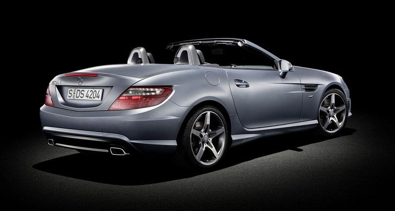 Mercedes-Benz SLK v akci: oficiální videa: - fotka 31