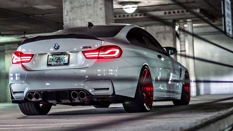 BMW M4 Coupé: Sněhobílý dravec s extrémním výkonem: - fotka 14