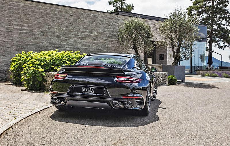 TechArt GTsport 1 of 30: Decentně pojaté ladění Porsche 911 Turbo S: - fotka 10